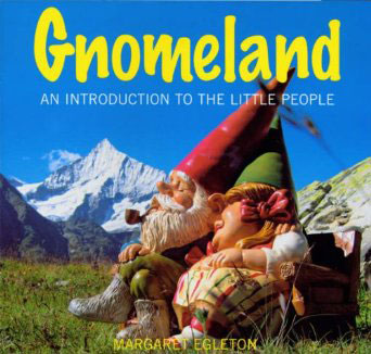 Gnomeland Book Cover