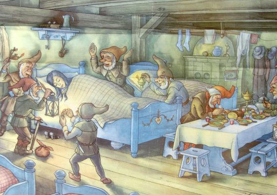Fairy Tale Mural 1