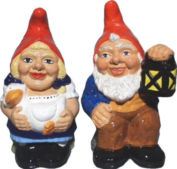 Gnome Earthenware 1