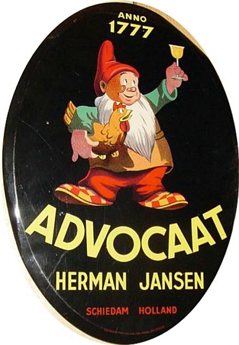 Herman Jenson Label